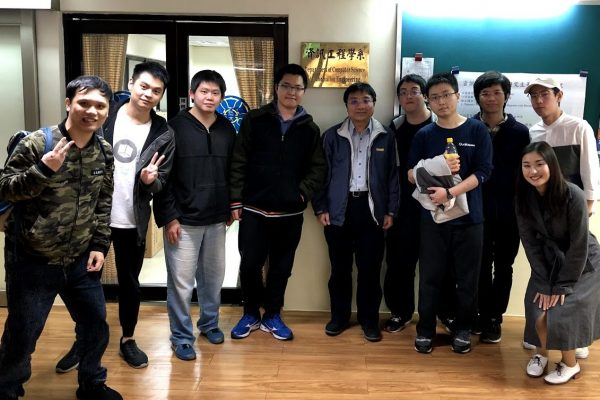 Aja Huang, Google DeepMind research scientist and our alumnus, had a return visit to NTNU.